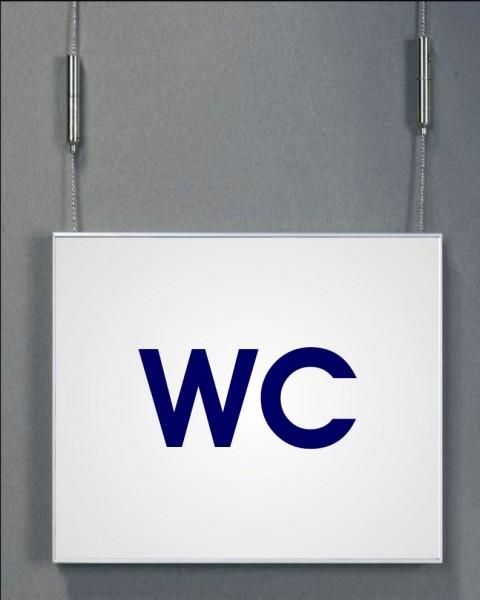 Deckenhänger | System Karlsruhe | 29,7 cm x 15 cm